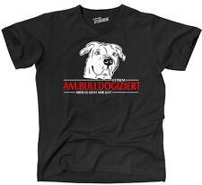 Tinf t-shirt al. bulldogiziert American Bulldog infecta perros siviwonder