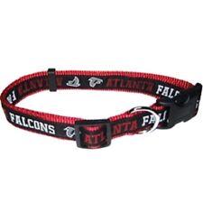 Atlanta Falcons NFL Dog Pet Collars Single-Sided (Sizes)