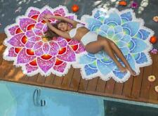 AU SELLER Cotton Tapestry Blanket Bedspread Yoga Shawl Beach Towel sw086-8