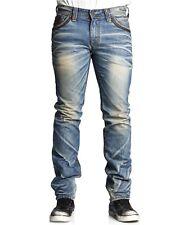 Affliction Men's Denim - GAGE AVENGE Jeans - NEW - Richmond Blue Wash