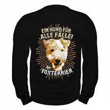 Suéter foxterrier un perro para todos los casos de perros raza mascota proverbios regalo