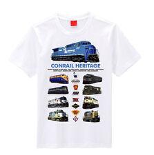 Conrail Heritage Train T-Shirts