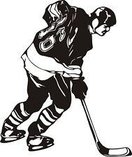 Autoaufkleber Eishockey 032 DHL NHL Aufkleber Sticker