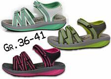 Damen Sandalen NEU Gesundheitsschuhe Fitness Schuhe Sandaletten @2581X