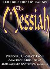 Handel - The Messiah  Kantorow, Dietsch DVD