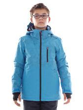 Brunotti Skijacke Snowboardjacke Funktionsjacke blau Thyone JR 8k warm