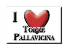 CALAMITA LOMBARDIA FRIDGE MAGNET MAGNETE SOUVENIR LOVE TORRE PALLAVICINA (BG)
