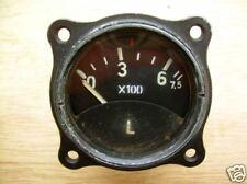 WW2 German Vorratsanzeiger Fuel Gauge - Fl.20723 - Ta-154 RARE!