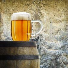 Stickers muraux déco : Verre de Bière 1633