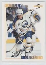 1995-96 Score #223 Wayne Presley Buffalo Sabres Hockey Card