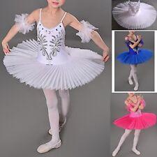 Vestito Tutù Saggio Danza Bambina Ragazza Girl Ballet Tutu Dress DANC105