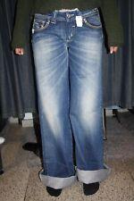 TAKE TWO Damen Jeans Isabella A. blue blau neu Mod. P02452 Italy Vintage
