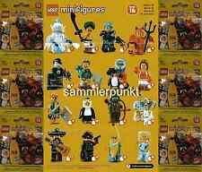 1 LEGO® MINIFIGUR -im DVB oder OVP- Ihrer Wahl aus der Serie 16 - LEGO #71013