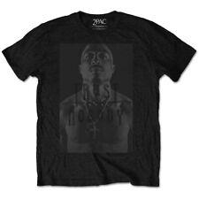 Tupac Shakur 2PAC Trust Nobody Rap Official Tee T-Shirt Mens Unisex