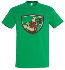 Lumberjack T-Shirt Holzfäller Holz machen Waldarbeiter Kettensäge Lumberjack