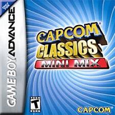 NES Nintendo Game Boy Advance CAPCOM CLASSICS Strider Bionic Commando New
