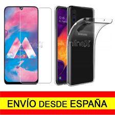 Pack Funda Silicona Cell Phones & Accessories Cristal Templado Samsung Galaxy S10 Protector Carcasa Tpu