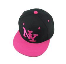 Filles/Garçons New York NY Casquettes de Baseball en 3 Designs-One Size Fast Post