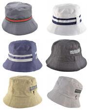 Mens Bucket Festival Sun Bucket Travel  Boonie Fisherman Bush Cap Safari Hats