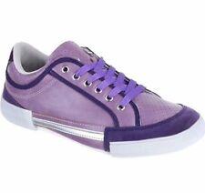 Scarpe donna Ginnastica Sneaker Viola Suola Gomma Woman Shoes Schuhe 38 39 40