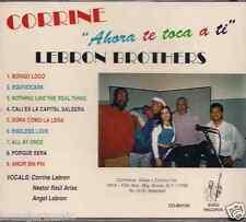 rare SALSA CD Lebron Brothers & Corrine CALI ES LA CAPITAL SALSERA bongo loco