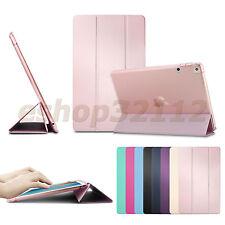 Ultra Slim Magnetic Smart Cover Case For Apple iPad Pro ipad mini 1 2 3 4 Air 2