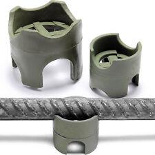 Bewehrung Abstandhalter Universal Bewehrungsabstandhalter PVC horizontal 15-35mm