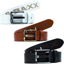 Cipo & Baxx Herren Gürtel Belt Leder Style Streetwear Discowear Freizeit