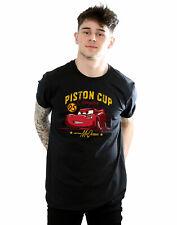 Disney hombre Cars Piston Cup Champion Camiseta