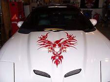 Hood Bird & Sail Panel decals Phoenix Firebird Pontiac Trans Am Decal Graphics