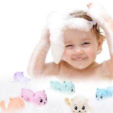 6X Swimming Clockwork Toy Bathroom Toy Baby Bathroom Toy Set For Boy Girl Us