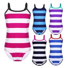 Mädchen Schwimmanzug Kinder Badeanzug Schwimmer surfen Sport Schwimmerrücken
