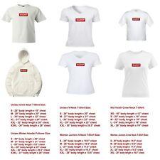 Super Handgun Symbol Men / Women / Junior / Girl / Boy / Unisex T-Shirt Hoodie