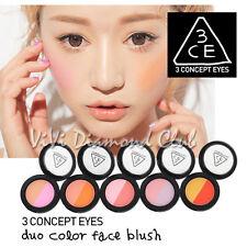 Korean STYLENANDA 3CE 3 CONCEPT EYES Duo Color Face Blush 5g ***US SELLER***