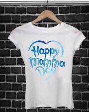 REGALA UNA MAGLIETTA PER LA FESTA DELLA MAMMA: happy