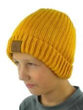 O'Neill Bonnet tricoté hiver Beanie PORTE Keeper jaune Tricoté