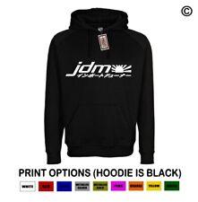 JDM #19 Hoodie Sweatshirt Street Racing Shirt Japanese Flag Illest Import Drift