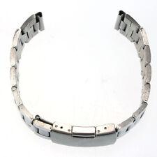 Cinturino Orologio Acciaio Inox Per Elegante Da Uomo Che Scotta Vendere