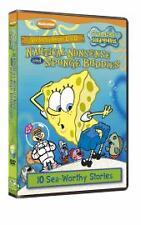 Spongebob Squarepants - Nautical Nonsense/Sponge Buddies (DVD, 2003)