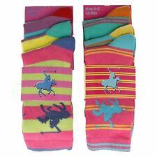 Donna Calze Colorate Luminose Cavallo & Fantino