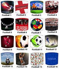 Football factory abat-jour idéal pour correspondre à football wall decals & autocollants