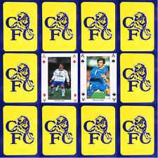 Carte DA GIOCO DEL CALCIO CFC Chelsea football player-Vari