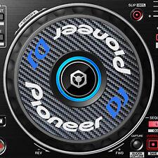 PIONEER DJ CARBON FIBRE DDJ-RR  DDJ RR JOG / SLIPMAT GRAPHICS / STICKERS CDJ DJM