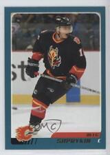2003-04 O-Pee-Chee #146 Oleg Saprykin Calgary Flames Hockey Card