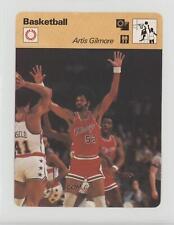 1977 1977-79 Sportscasters Series 36 Lausanne A #36-08 Artis Gilmore Card