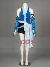 US Stock&Ready Ship~ Final Fantasy FF10 Yuna Cosplay CostumeRR88