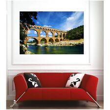Affiche poster pont du Gard 10045513