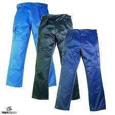 Himalayan Multi Pocket Heavy Duty Teflon Coated Work Trousers Cargo Combat Pants