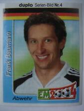 duplo/hanuta EM 2004 # Deutschland DFB Frank Baumann# 4