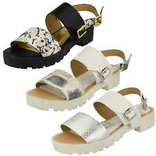Savannah Ladies Retro Sandals